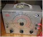 EICO 950 Capacitor/Resistor Tester, Comparator