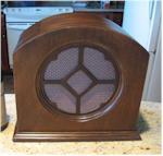 Utah Wood Speaker