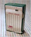 Hinode T-801s Boy's Radio