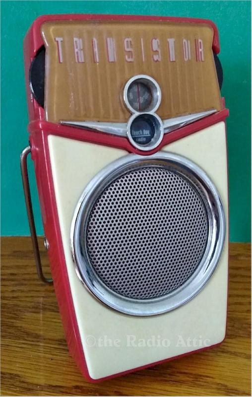 Beach Boy Pocket Radio