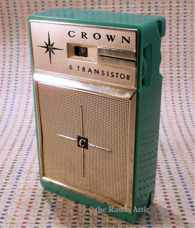 Crown TR-690
