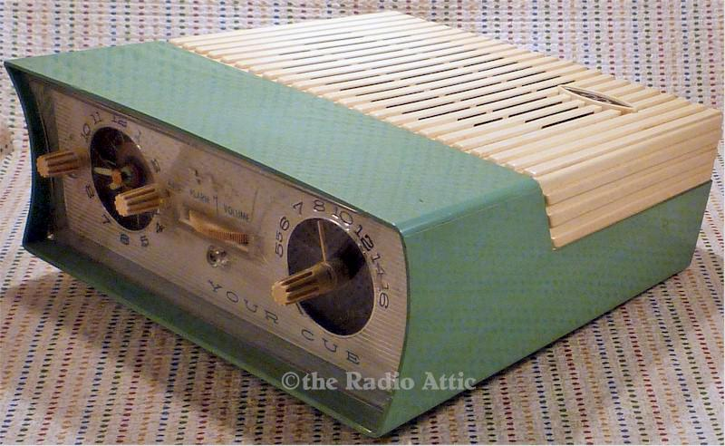 "Heathkit TCR-1 ""Your Cue"" Clock Radio"