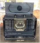 """Zenith 8G005 Trans-Oceanic """"Clipper"""" (1946-47)"""