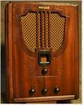 Philco 66S Tombstone (1935)