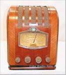 Silvertone 4662 w/Ingraham Cabinet (1938)
