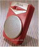 Mars Two-Transistor Boy's Radio